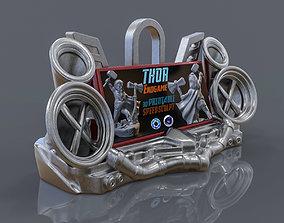 3D printable model PUNK PHONE STAND - DISPLAY