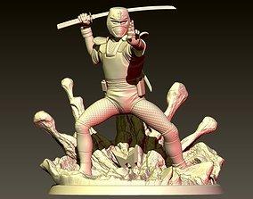 Sekai Ninja Sen Jiraya 3D printable model