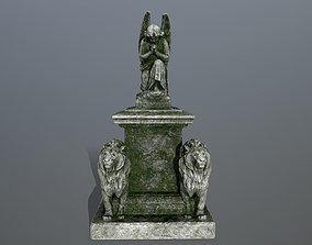 3D model statue 4