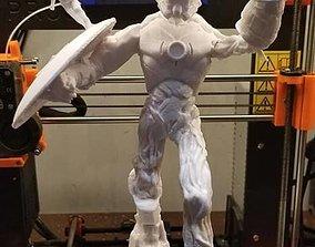 3D print model Mystery Man From Marvel