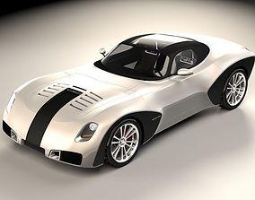 3D model Devon GTX