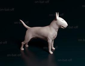 3D printable model Bull terrier