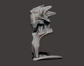 VerticianBust 3D printable model