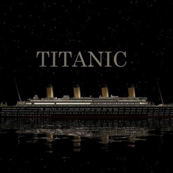 titanic render
