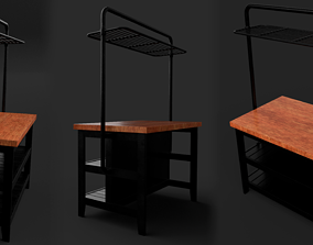 VADHOLMA - Kitchen island - Furniture - Ikea 3D