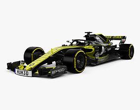 3D model Renault R S 18 2018