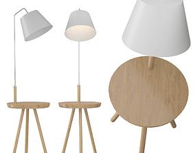 3D Floor lamp Odeon Light Kalda