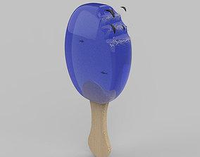 3D model Popsicle