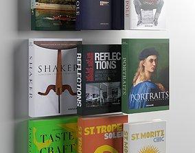 3D Books 09