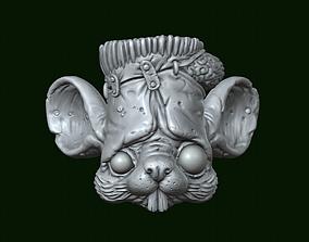 3D print model Frankenstein mouse