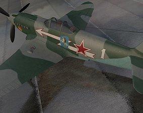 Yakovlev Yak-3 3D