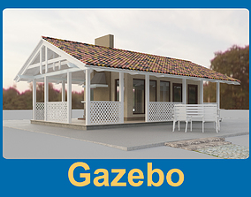 3D Gazebo components