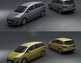 Mazda 5 3D model