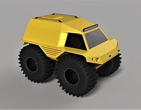 3D model THOR Ultimate ATV