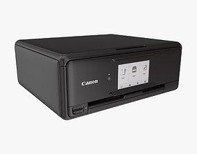 Canon PIXMA TS8150 Series 3D model