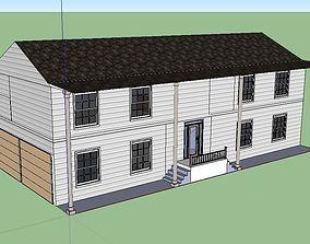 3D model My Parents House