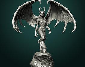 Demon Hunter World of Warcraft 3D printable model