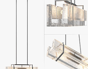 3D Holly Hunt Trough Light