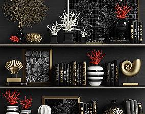 design Decorative Set 3D
