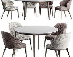 3D model DEAN S Chair Table
