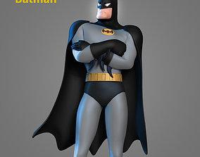 3D print model Batman - stylized