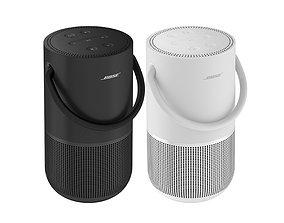 3D Bose Portable Home Speaker