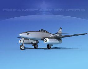 3D Messerschmitt ME-262A1 Swallow V01