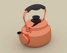 KETTLE 3D teakettle