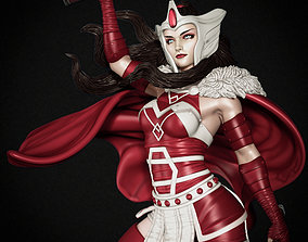 3D print model Thor Lady Sif