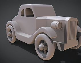 3D print model 1935 Five-Window Coupe Toy Car