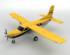 Quest Kodiak Aircraft 3D asset