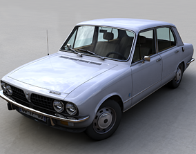 3D model TRIUMPH DOLOMITE 1500 TC 1976