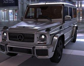 Mercedes Benz G 65 AMG 3D asset