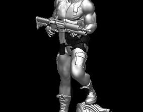 3D print model figurines predator