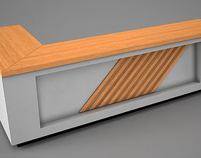 3D model Desk - Table