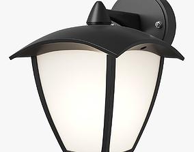 3D 375680 Lampione Lightstar LED street lamp