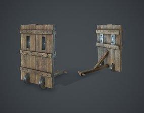 Siege Shield 3D model
