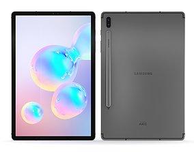 3D Samsung Galaxy Tab S6