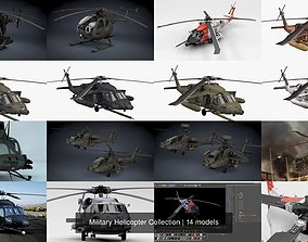 Military Helicopter Collection 3D