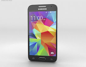 3D Samsung Galaxy Core Prime Black