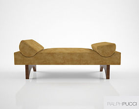 Ralph Pucci Kevin Waltz daybed 3D model