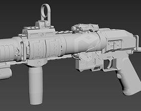 The Mountaintop - Destiny 2 3D print model toys