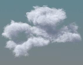 Realistic 3D Clouds - Voxels