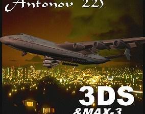 3D Antonov 225