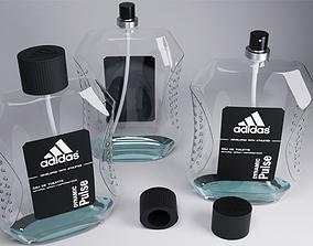 3D Adidas perfume fashion-and-beauty
