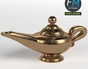 3D Genie Lamp