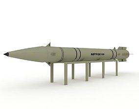 Fateh 110 3D model