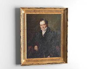 Portrait of Giuseppe Poldi Pezzoli 3D
