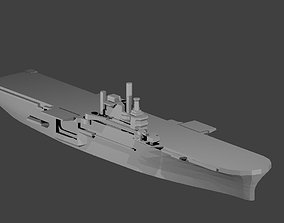3D print model US Iwo Jima Class Amphibious Assault