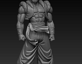 Gogeta - 3D Print ready - 27 cm